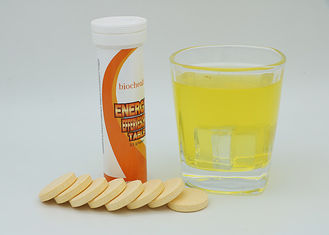 China Vitamin B Effervescent Tablets Effervescent Electrolyte Tablets ISO Certification supplier