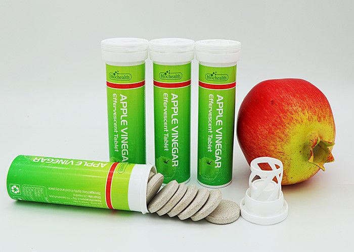 Healthy Fizzy Drink Slim Fizz Tablet Apple Vinegar Effervescent